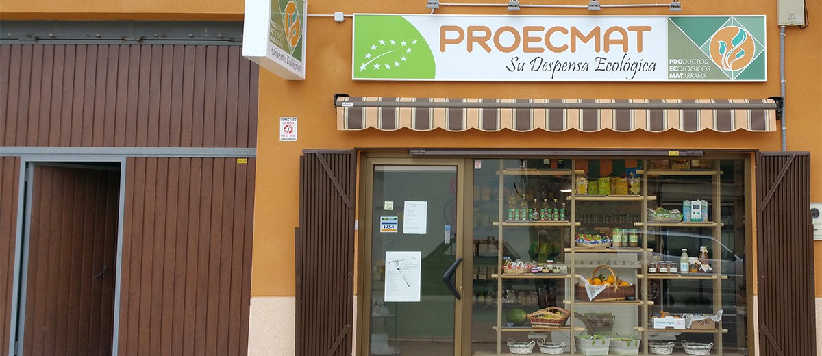 PROECMAT - Tienda