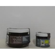 Paté de oliva negra